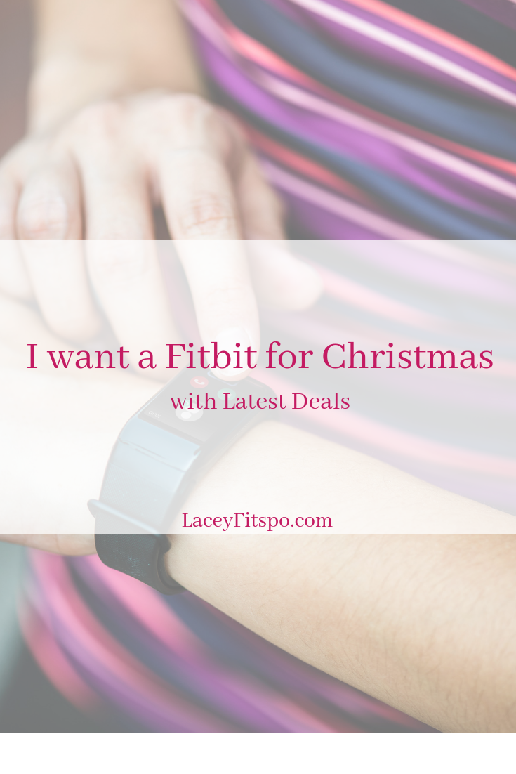 fitbit for christmas
