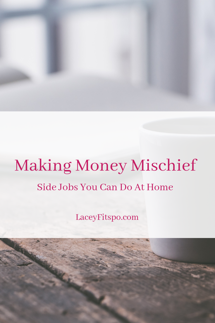Side Jobs You Can Do At Home
